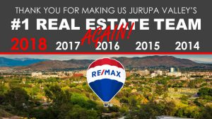 top real estate agent in jurupa valley 2018