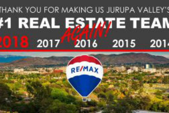 Top Jurupa Valley Real Estate Agent 2018