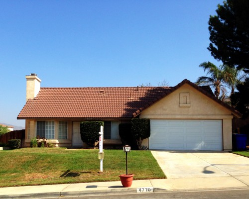4770 Pinnacle St. Riverside, CA 92509