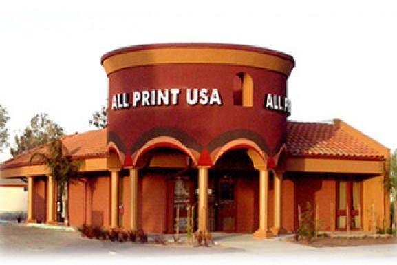 Local Business Showcase- All Print USA